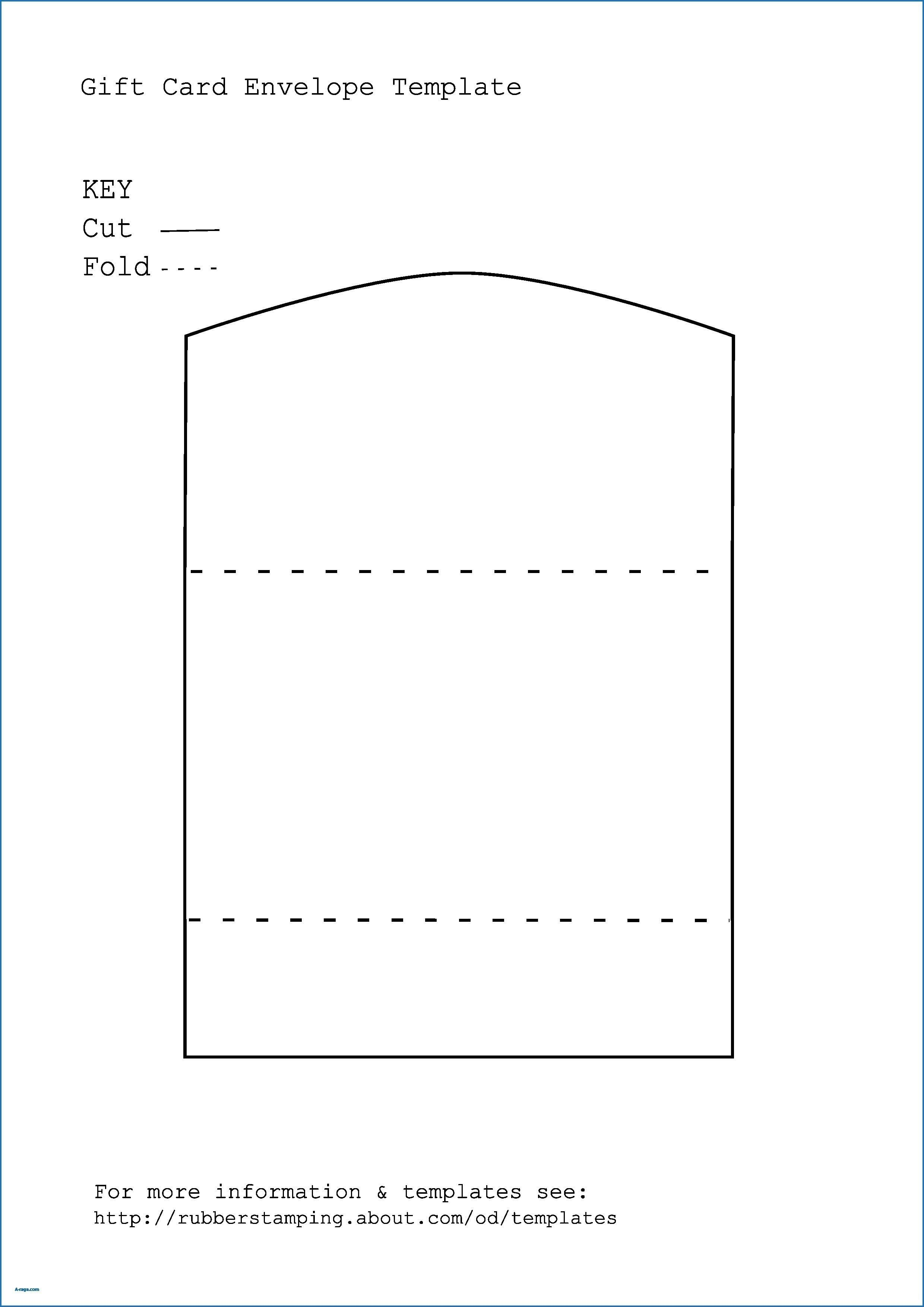 Free Templates For Envelopes To Print