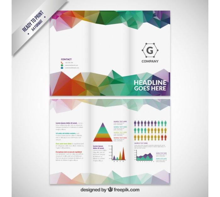 Free Tri Fold Brochures Templates