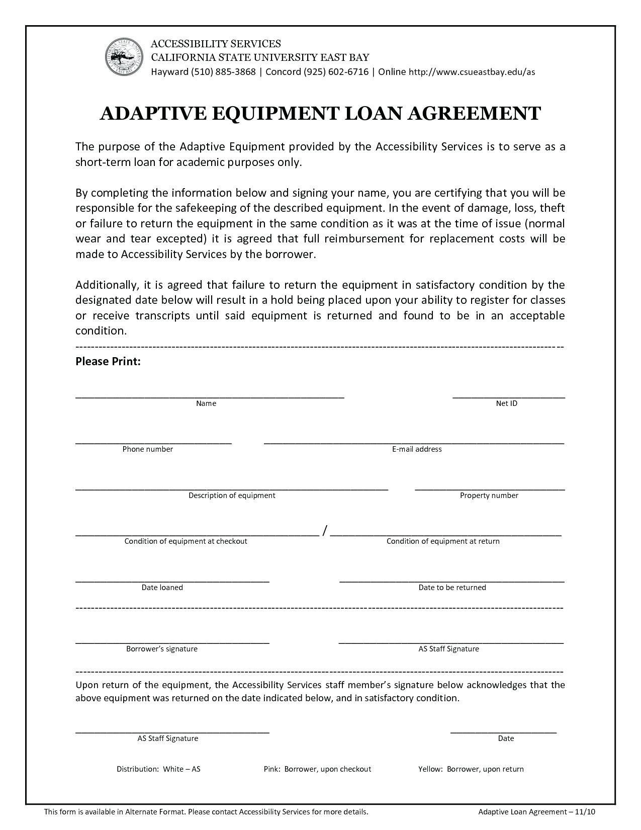 Free Truck Rental Agreement Forms
