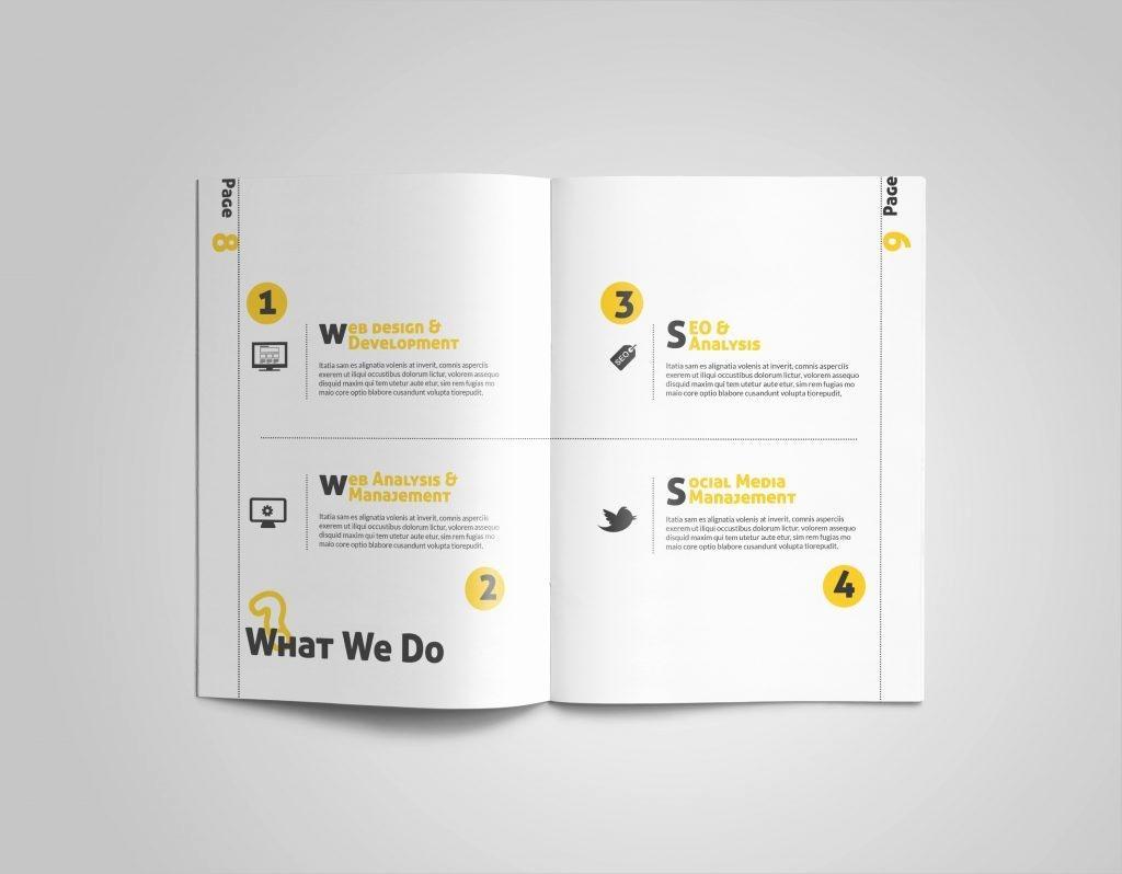 Free Web Design Proposal Template Word
