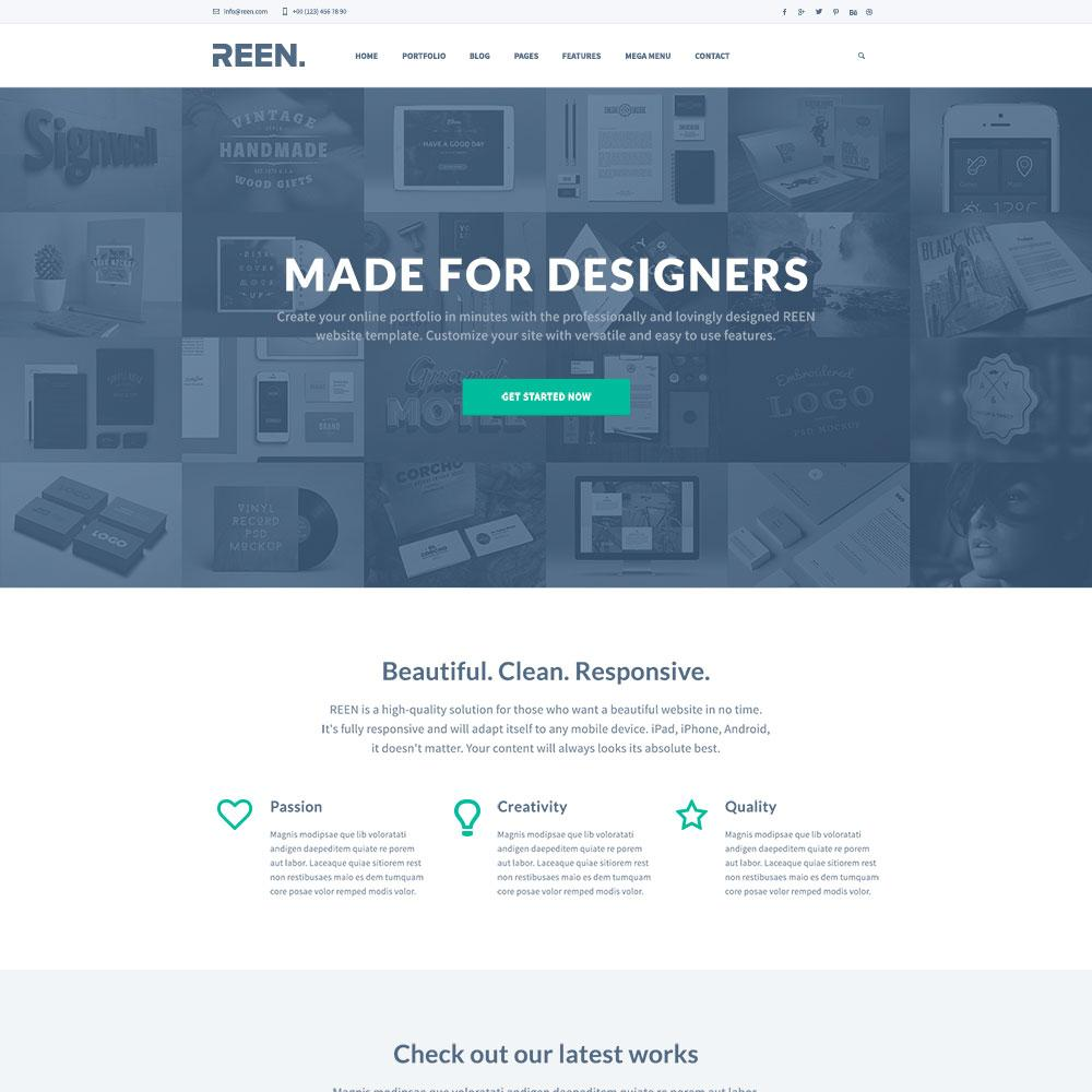 Free Web Page Templates