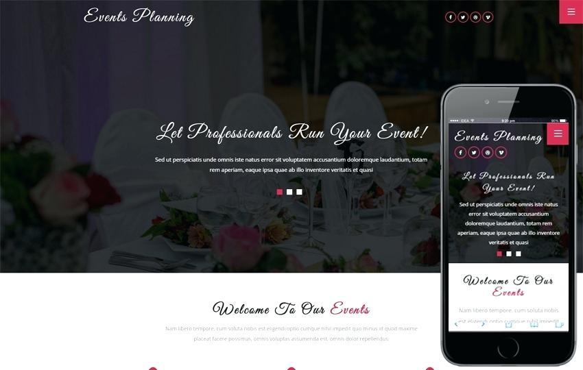 Free Wedding Photography Website Templates