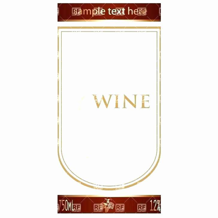 Free Wine Label Templates For Word