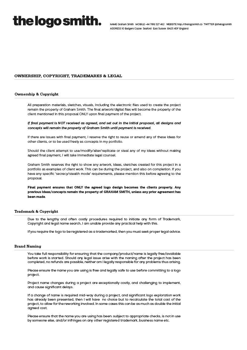 Freelance Contract Sample Letter Uk