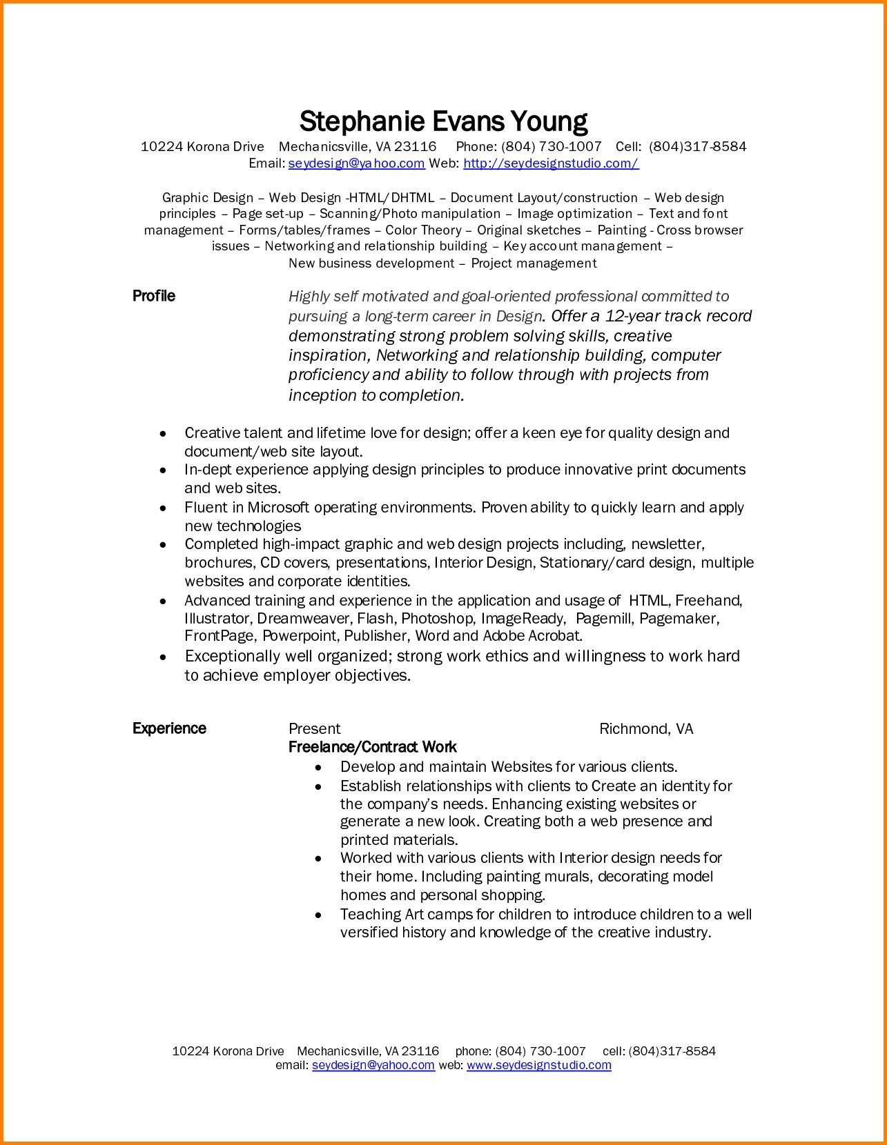 Freelance Contract Template Singapore