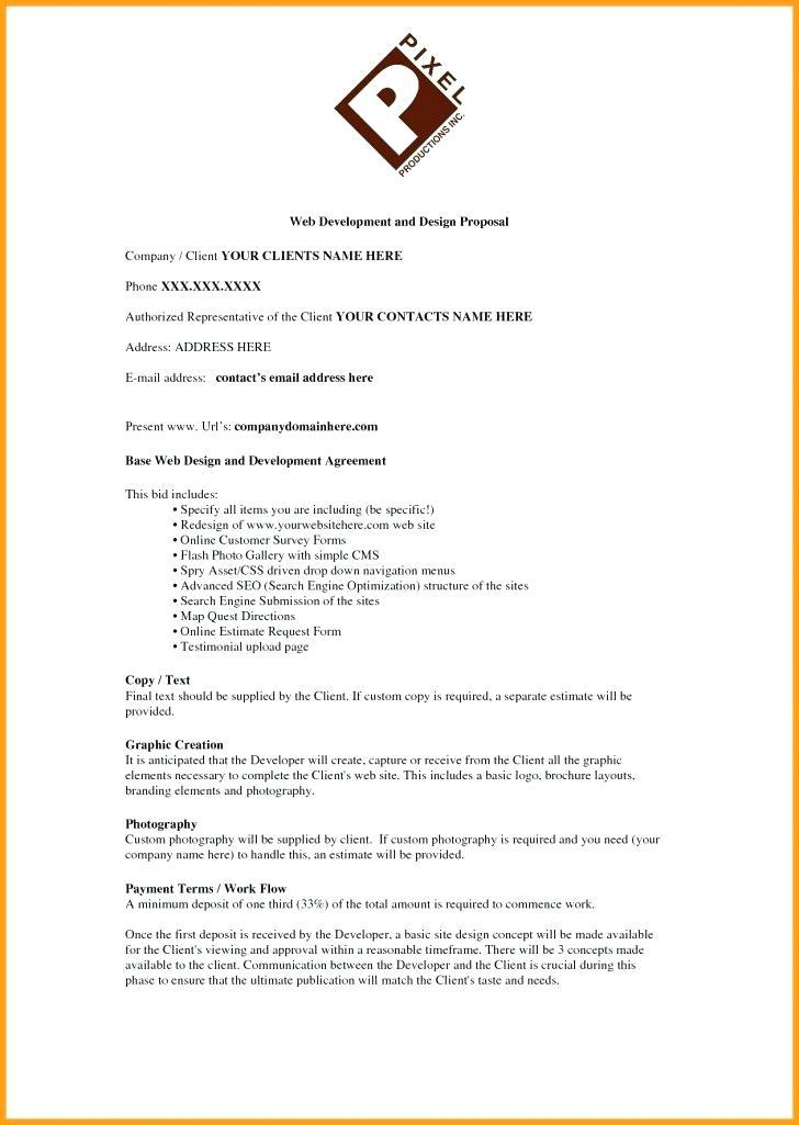 Freelance Graphic Design Contract Template Free