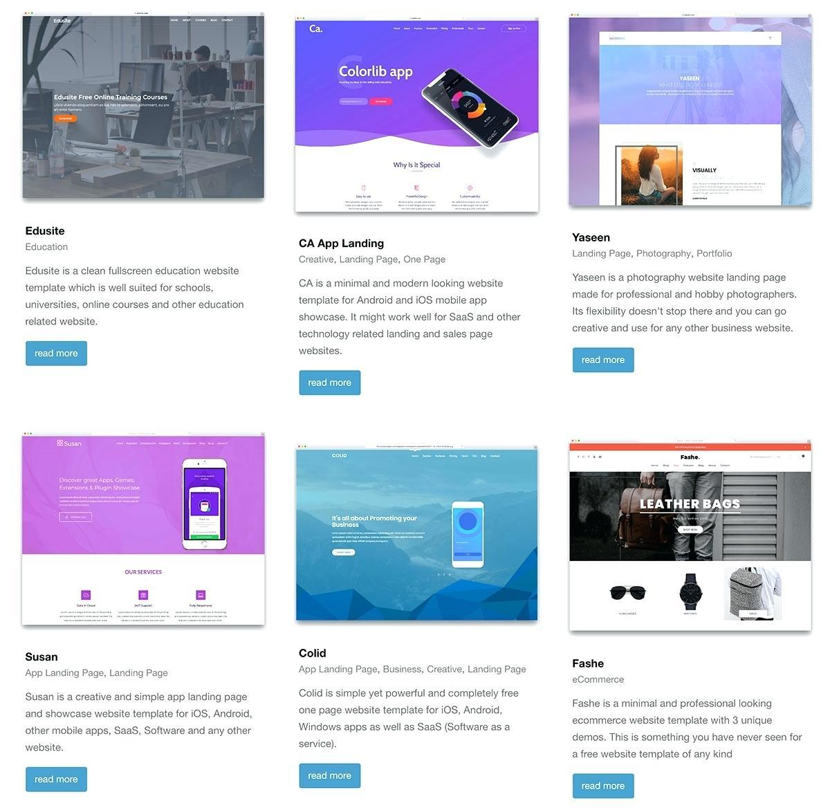 Frontpage 2003 Website Templates Free