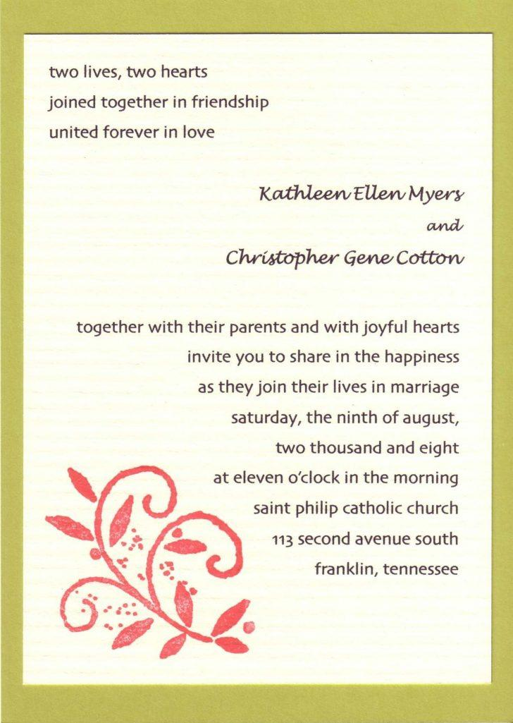 Funeral Invitation Samples