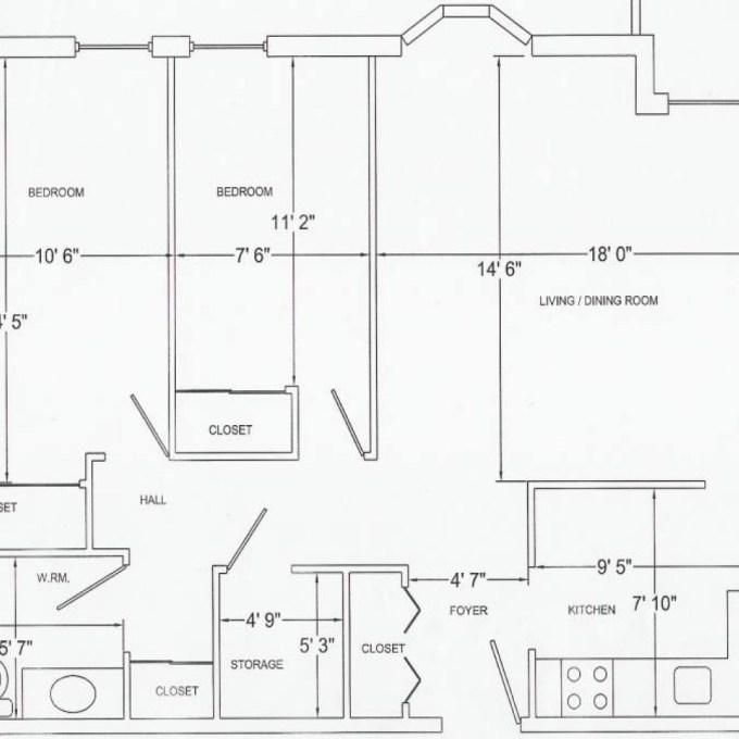Furniture Templates 1 4 Scale Printable