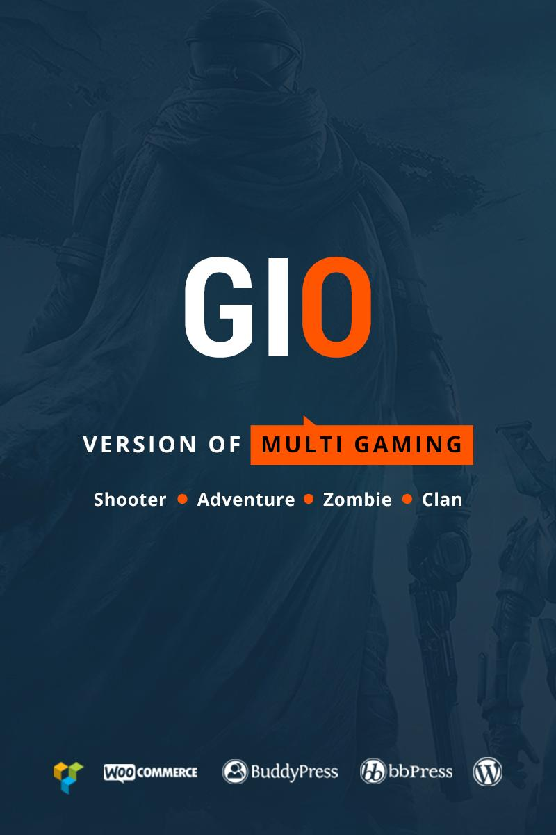 Gaming Community Website Templates