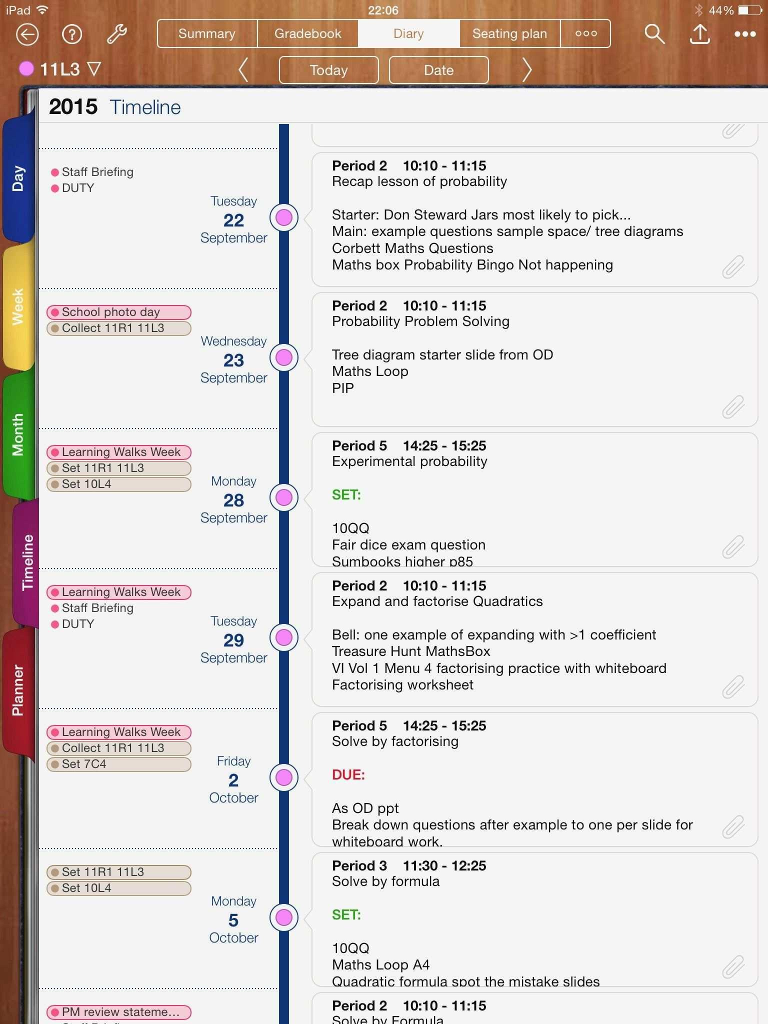 Gantt Chart Template Numbers Free
