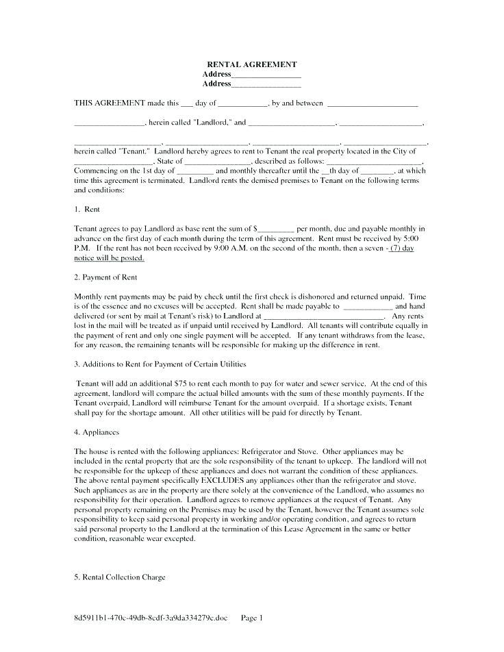 Gas Station Lease Agreement Template
