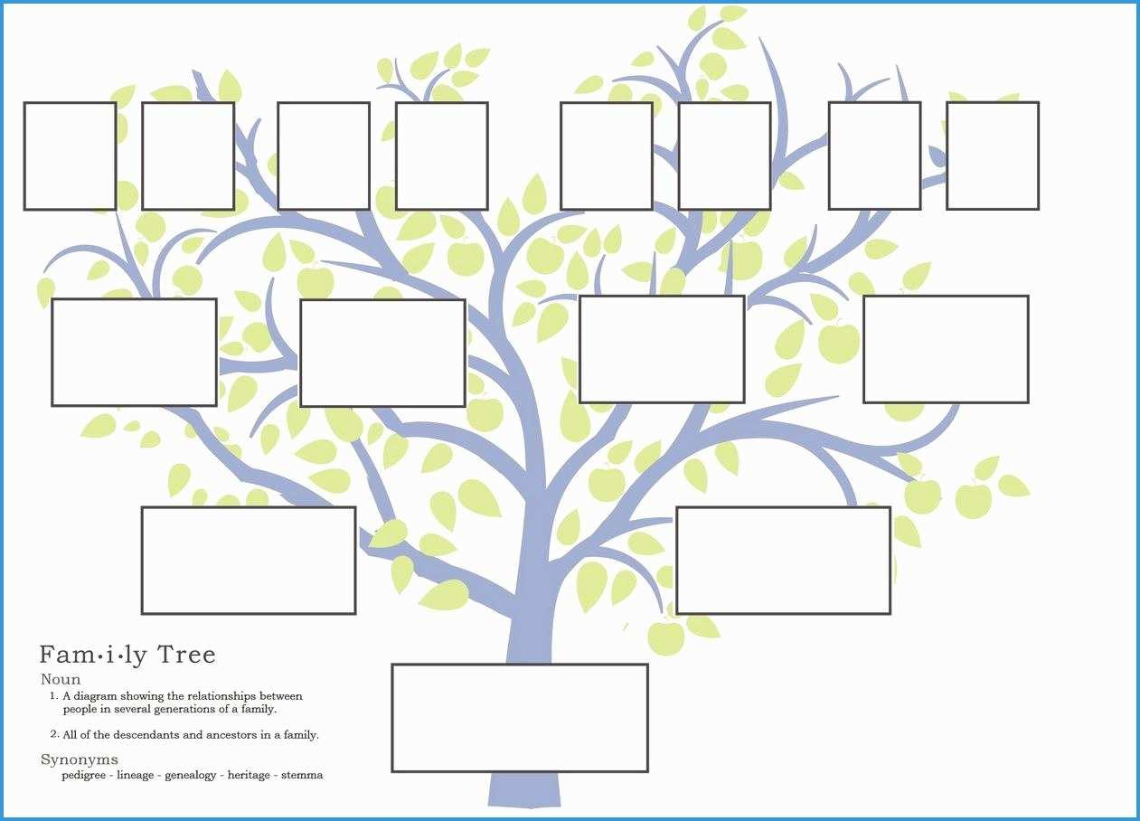 Genealogy Website Templates Free Download