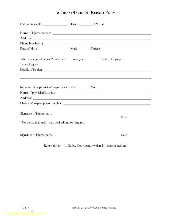 General Liability Waiver Template Free Canada