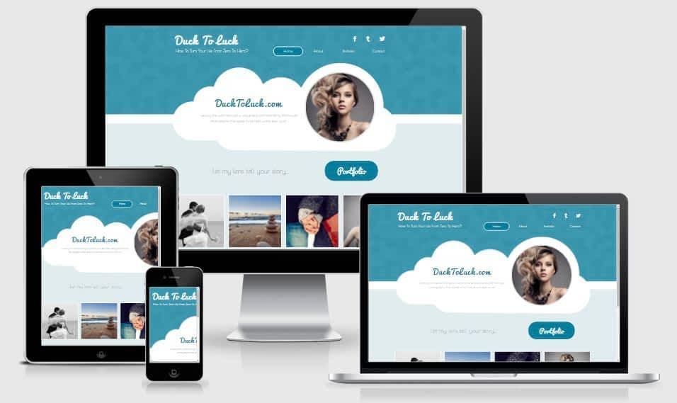 Godaddy Website Builder Responsive Design