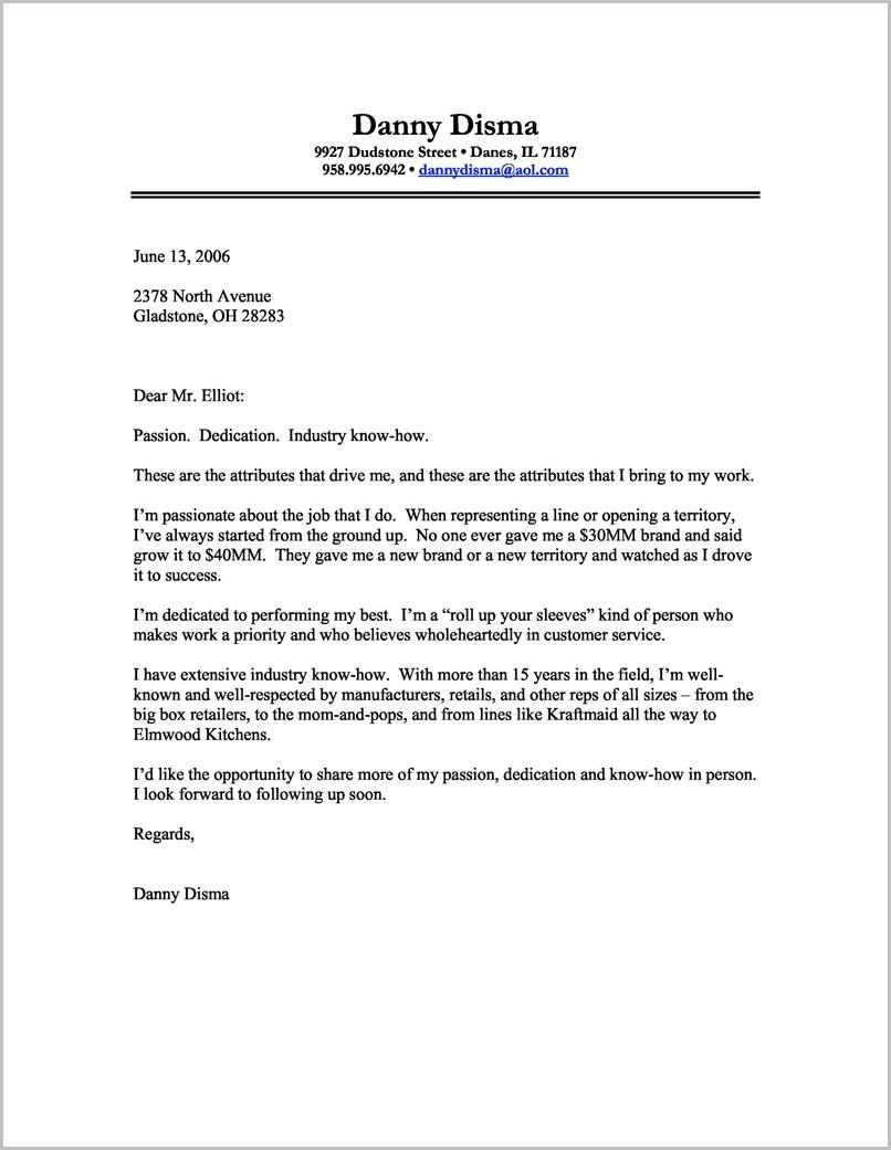 Google Cover Letter Templates Free