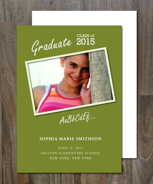 Graduation Announcement Templates Walgreens