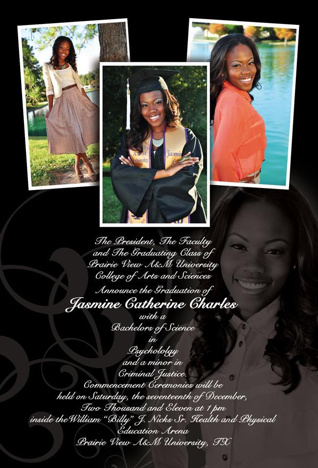 Graduation Announcement Templates