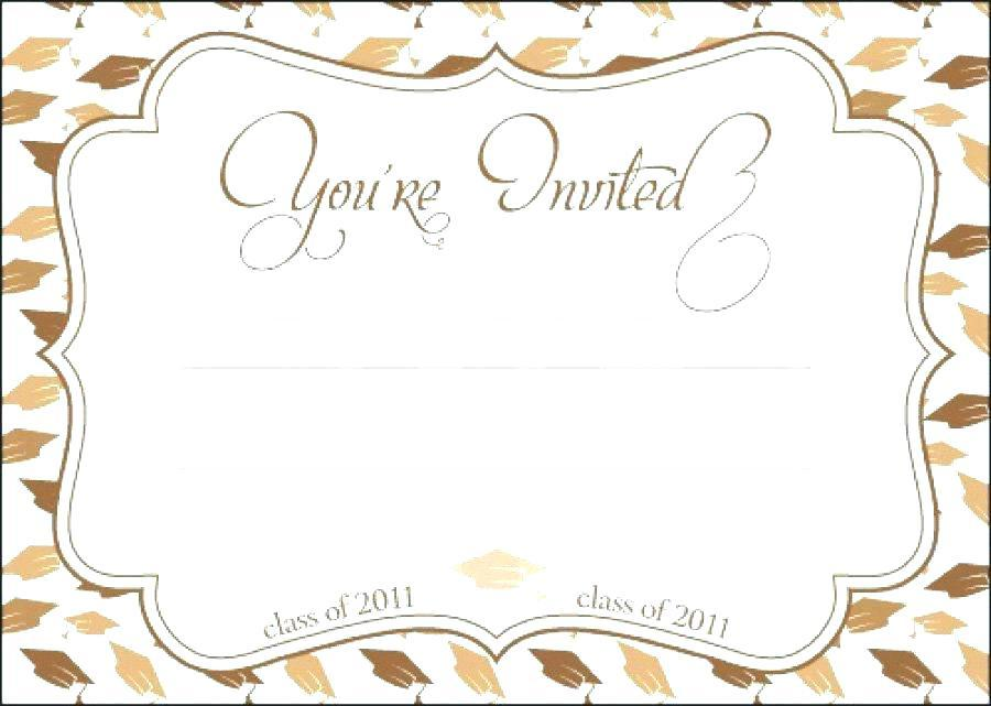 Graduation Announcements Templates Free 2017