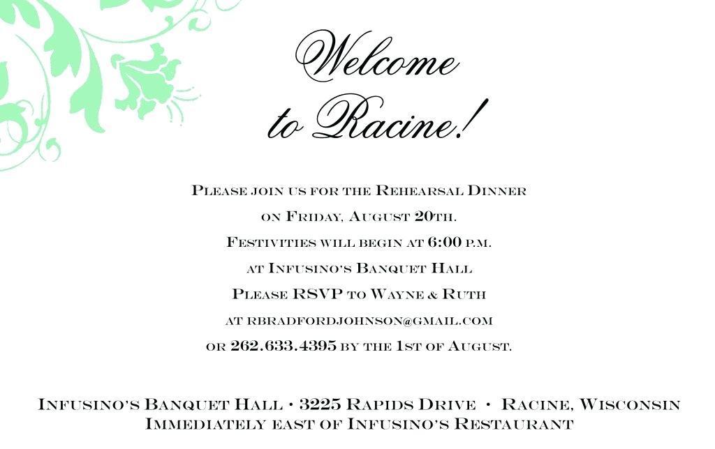 Graduation Dinner Invitation Template