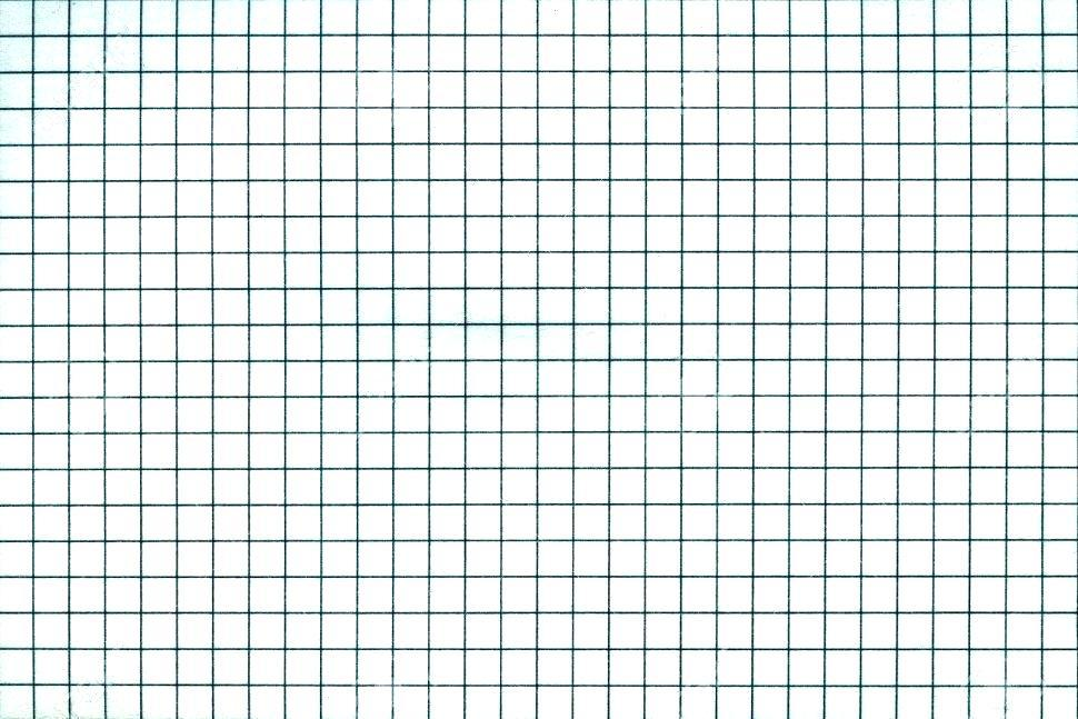 Graph Paper Templates For Excel