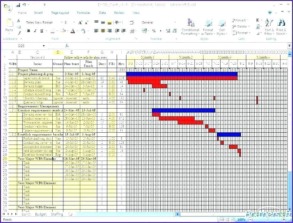 Graph Templates For Excel 2010