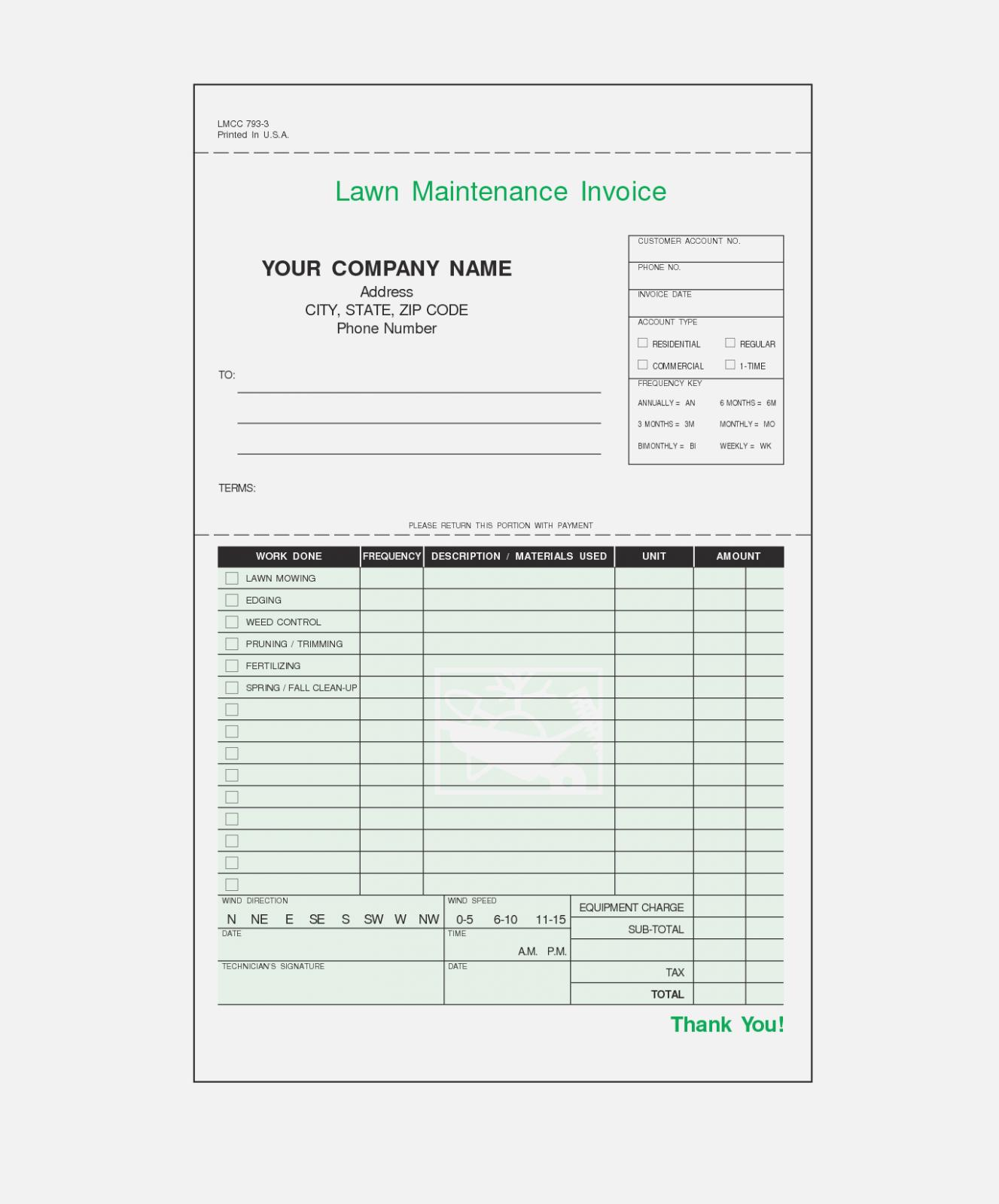 Gst Invoice Format For Consulting Services