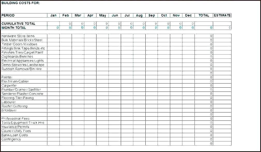 Gym Equipment Maintenance Checklist Template