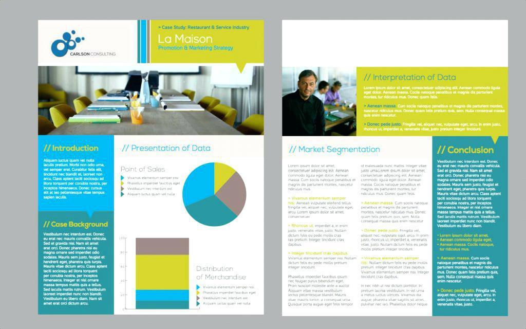 Half Page Flyer Template Free Word