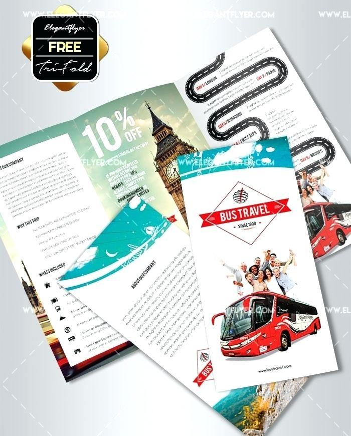 Half Page Flyer Template Psd