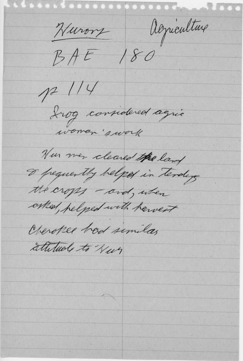 Handwritten Receipt Template