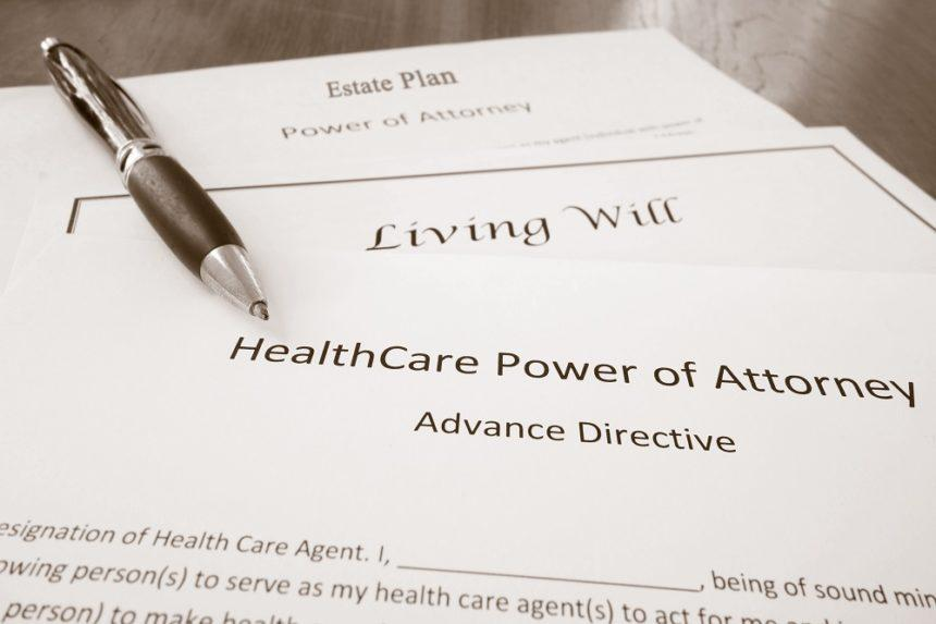 Health Care Directive Form Nevada