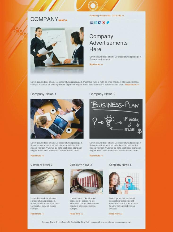 Healthcare Newsletter Templates Microsoft Word