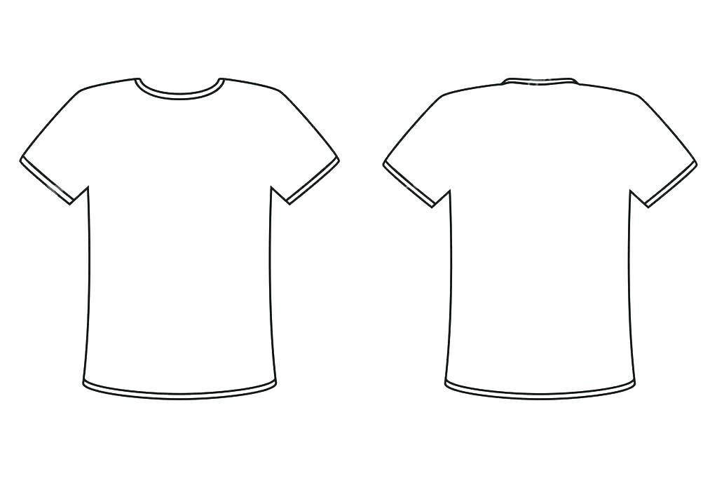 Heat Transfer T Shirt Template