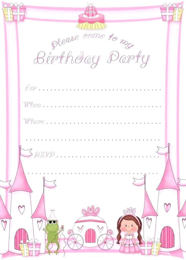 Hello Kitty Party Invitation Templates Free