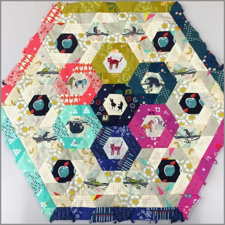 Hexagon Paper Templates Uk