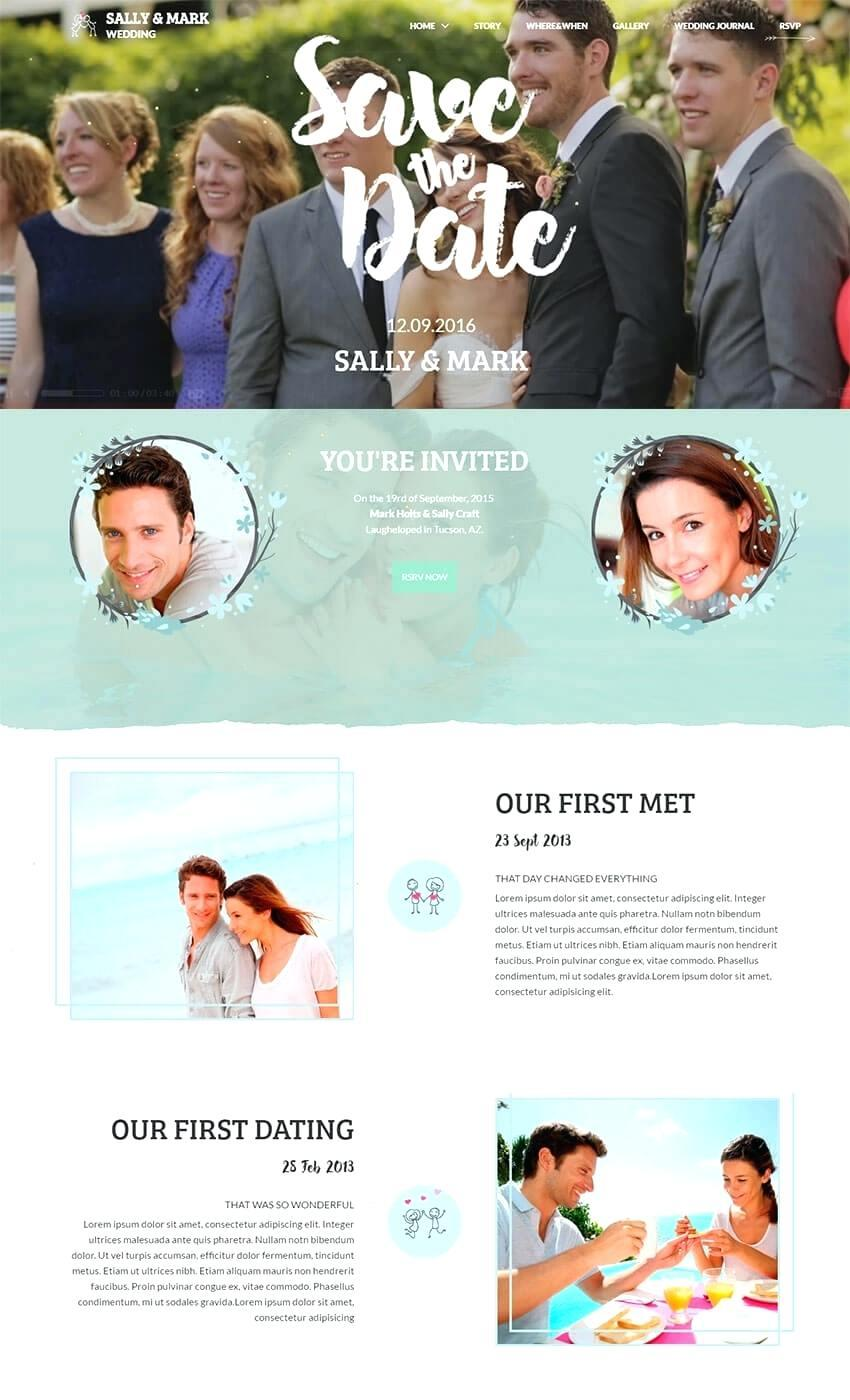 High Conversion Landing Page Template