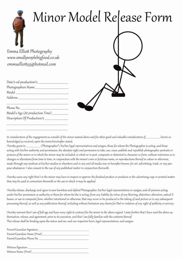 Hold Harmless Agreement Template For Sports