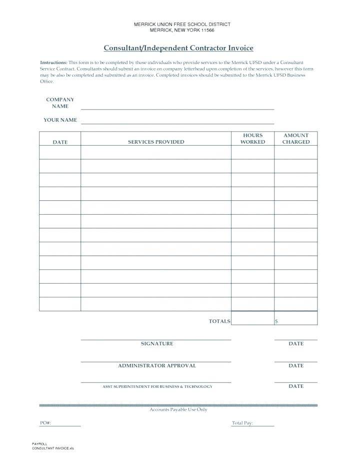 House Cleaning Bid Template Free