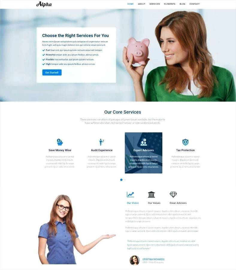 House Cleaning Services Html Website Template