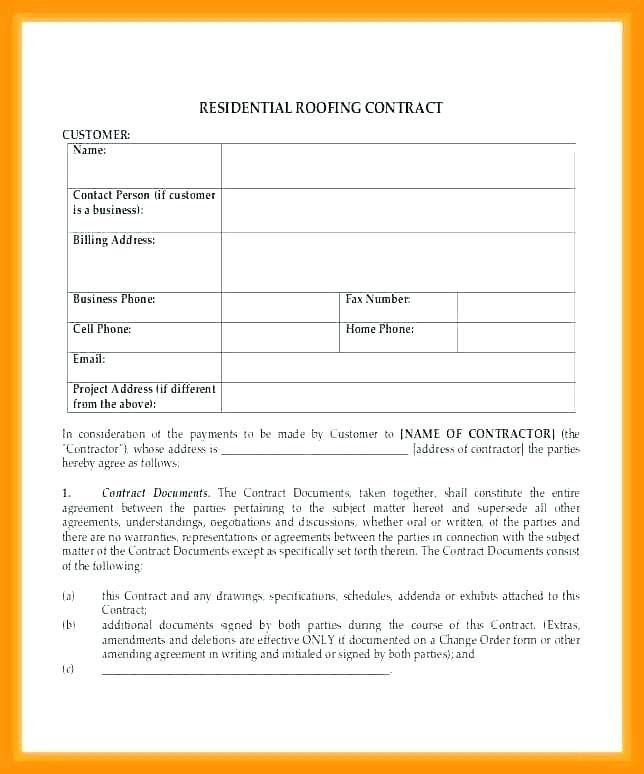House Construction Contract Agreement Chennai