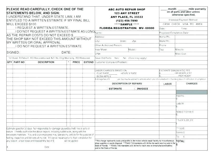 House Rent Contract Template Free