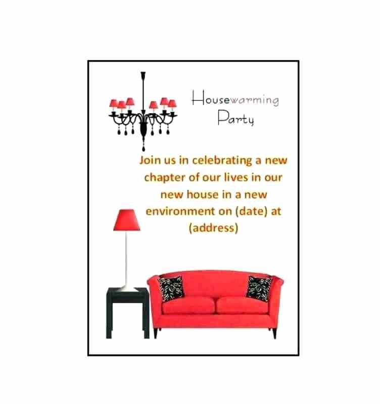 Housewarming Invitation Template India Editable