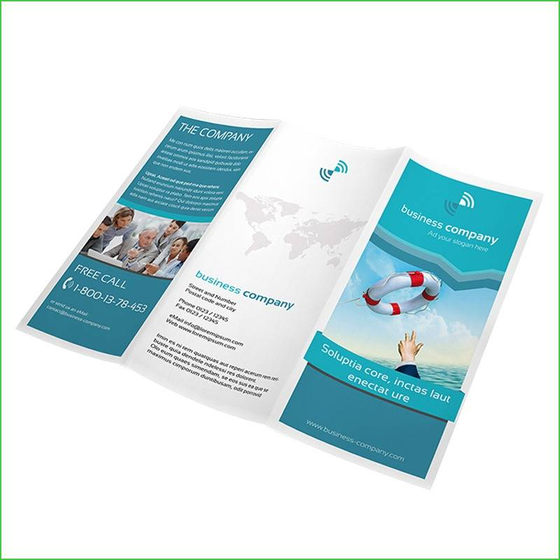 Hp Free Brochure Templates