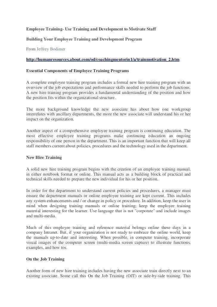 Hr Policies And Procedures Manual Template Uk