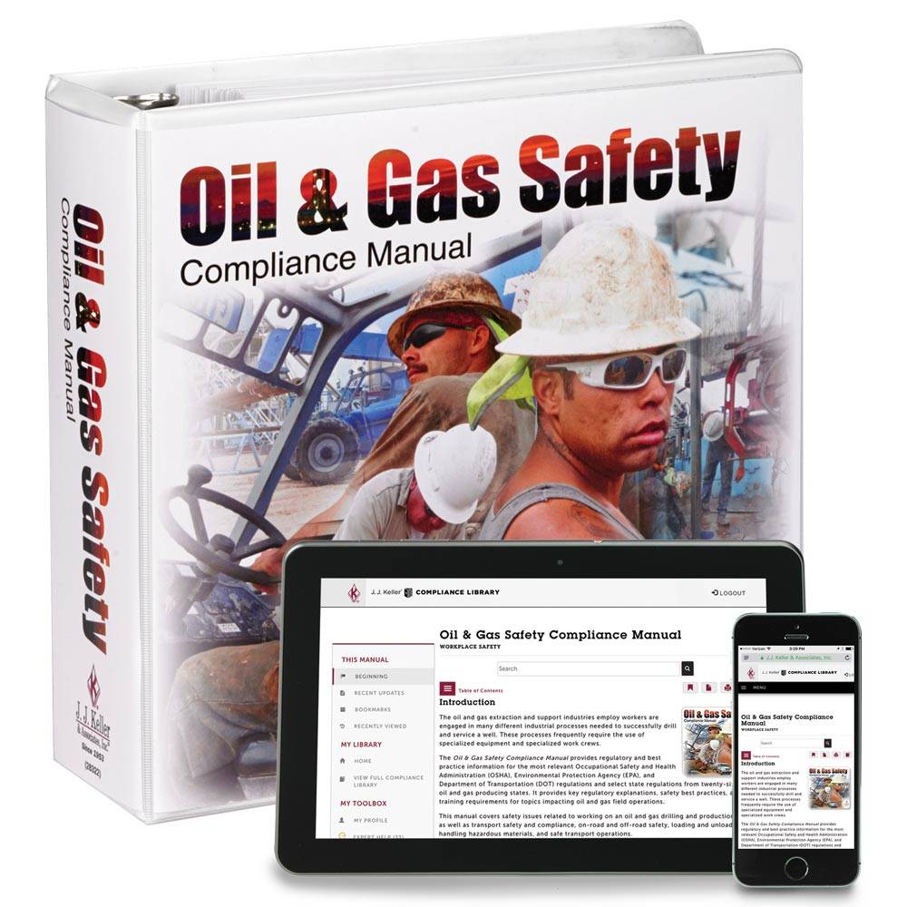 Hse Manual Template For Oil And Gas