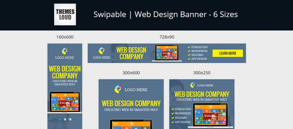 Html5 Banner Ad Templates