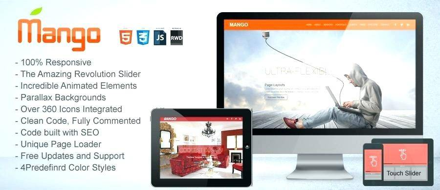 Html5 Ecommerce Template Nulled