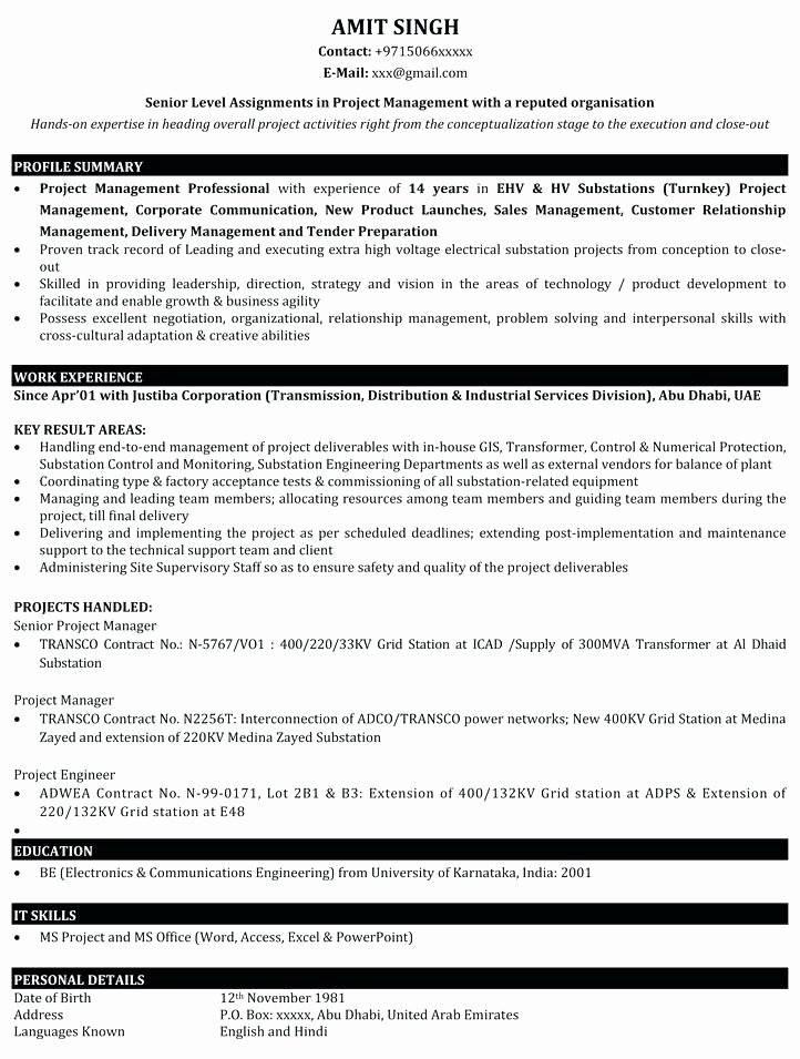 Hvac Engineer Job Description Resume