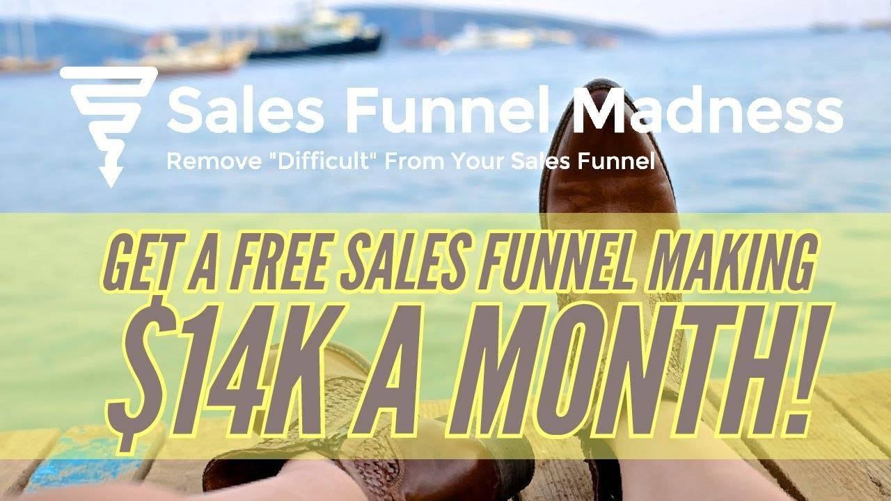 Inbound Marketing Funnel Template